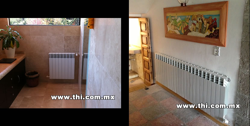 Calefaccion hidronica calefaccion por piso radiante - Calefaccion radiadores o suelo radiante ...
